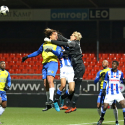 Beloftencompetitie SC Cambuur - SC Heerenveen