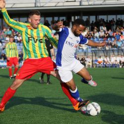 KNVB Beker Noord Blauw Wit '34
