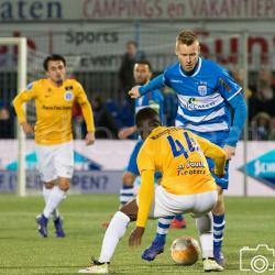 Eredivisie PEC Zwolle - De Graafschap