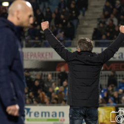 PEC Zwolle - De Graafschap