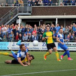 Hoofdklasse SV Huizen - HSV De Zuidvogels