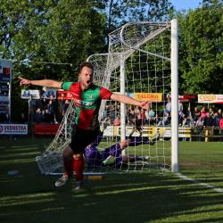 Hoofdklasse P/D VV Buitenpost - HSV De Zuidvogels