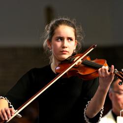 Jonge solisten op het concertpodium